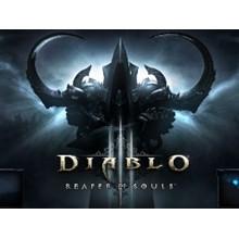 Diablo 3 III Reaper of Souls Collector Cd-key Multilang
