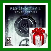 Resident Evil Revelations - Steam Gift RU-CIS-UA