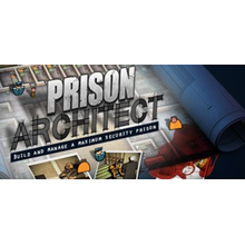 Prison Architect - STEAM Key - RU+CIS+UA+Latam+CN+KR