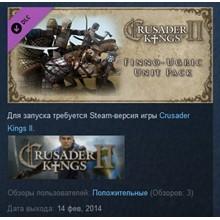 Crusader Kings II: Finno-Ugric Unit Pack 💎 STEAM GIFT