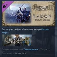 Crusader Kings II: Saxon Unit Pack 💎 STEAM GIFT RU
