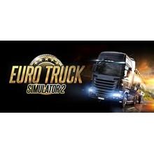 Euro Truck Simulator 2 (STEAM KEY / RU/CIS)