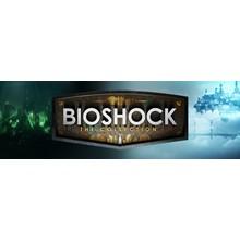 BioShock Collection (1 + 2 + Infinite + DLC) STEAM KEY