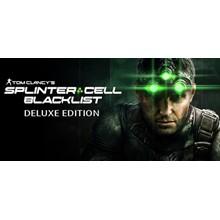 Tom Clancy´s Splinter Cell Blacklist - Deluxe (STEAM)