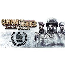 Company of Heroes: Tales of Valor (STEAM KEY / RU/CIS)