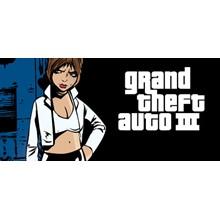 GTA: Grand Theft Auto 3 (STEAM KEY / REGION FREE)