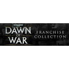 Dawn of War Franchise Pack (26 in 1) STEAM KEY / RU/CIS
