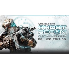 Tom Clancy´s Ghost Recon: Future Soldier Deluxe (UPLAY)