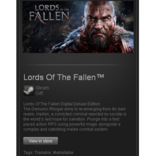 Lords Of The Fallen Deluxe Edition - STEAM Gift RUCISUA