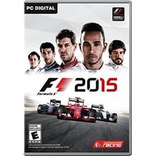 Formula 1 2015  F1 2015 Steam key / ROW / Region Free)