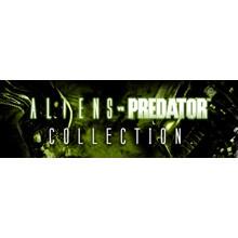 Aliens vs Predator Collection (3 in 1) STEAM KEY/RU/CIS