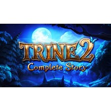 Trine 2 Complete Story (2  steam accounts region free)