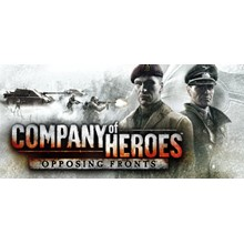 Company of Heroes: Opposing Fronts (STEAM KEY / RU/CIS)