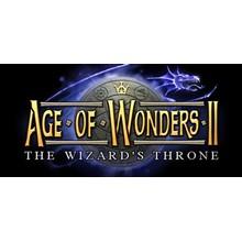 Age of Wonders II The Wizards Throne STEAM /REGION FREE