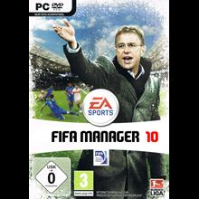 Fifa Manager 10 (Origin key) RUS