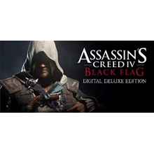 Assassins Creed 4 Black Flag Deluxe Edition (UPLAY KEY)