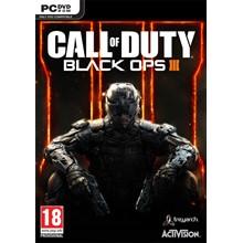 Call of Duty: Black Ops III (Steam) + DLC RU+CIS