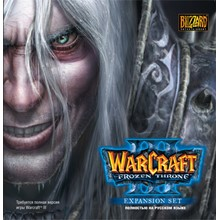 Warcraft III: The Frozen Throne (DLC) Battle.net RU