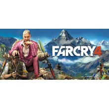 FAR CRY 4 STANDART EDITION 💳NO COMMISSION / UPLAY KEY