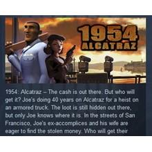 1954 Alcatraz STEAM KEY REGION FREE GLOBAL 💎