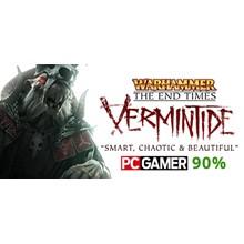 Warhammer End Times Vermintide key Global💳0% fees Card