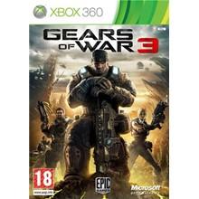 Xbox 360 | Gears of War 3 | TRANSFER