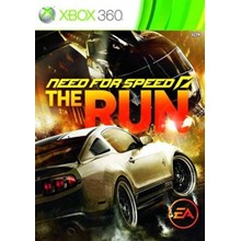 Xbox 360 | Need For Speed Run | TRANSFER