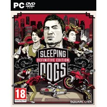 👻Sleeping Dogs Definitive Edit (Steam Key Global)