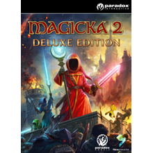 Magicka 2 Deluxe Edition (Steam KEY) + GIFT