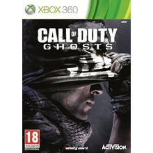 Call of Duty: Ghosts (RUS) Xbox 360