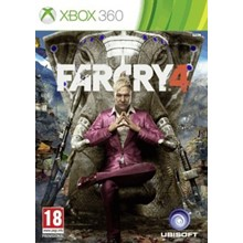 Far Cry 4, Mortal Kombat,Need for Speed Rivals XBOX 360