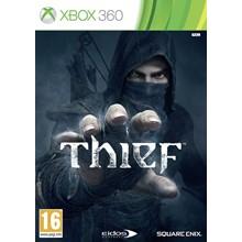 Thief, Sniper Elite V2, Tomb Raider XBOX 360