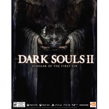 Dark Souls 2: Scholar of The First Sin (Steam KEY)