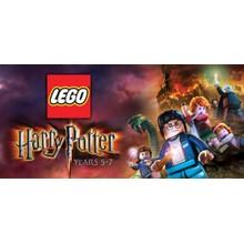 LEGO Harry Potter: Years 5-7 (STEAM KEY / RU/CIS)