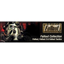 Fallout Classic Collection (STEAM KEY / RU/CIS)