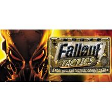 Fallout Tactics Brotherhood of Steel (STEAM KEY/RU/CIS)