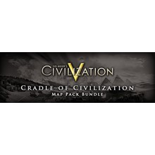Civilization 5: Cradle of Civilization DLC Bundle STEAM