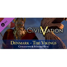 Civilization V: Scenario Pack Denmark The Vikings (DLC)