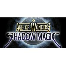 Age of Wonders: Shadow Magic (STEAM KEY / RU/CIS)