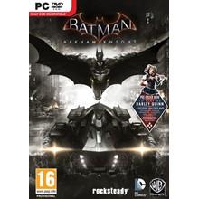 Batman: Arkham Knight + DLC (Steam KEY) + GIFT