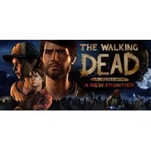 👻The Walking Dead: A New Frontier( 🔑/🌐Region Free)