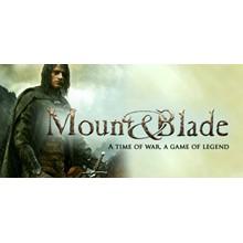 Mount & Blade (STEAM KEY / ROW / REGION FREE)