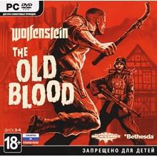 Wolfenstein: The Old Blood (Photo CD-Key) STEAM