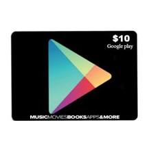 10$ Google Play Gift Card (US)