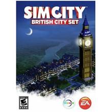 SimCity: English city set DLC / WorldWide PHOTO Multili