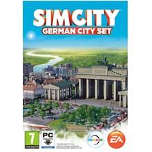 SimCity: The German city set DLC / WolrdWide Photo Mult