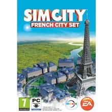 SimCity: The French city set DLC / WorldWide Photo Muli