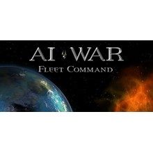 AI War: Fleet Command + 4 DLC + Tidalis (Steam KEY ROW)