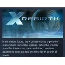 X Rebirth STEAM KEY LICENSE KEY + BONUS 💎