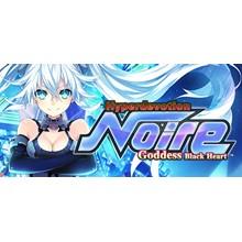 Hyperdevotion Noire: Goddess Black Heart Steam/RU+CIS